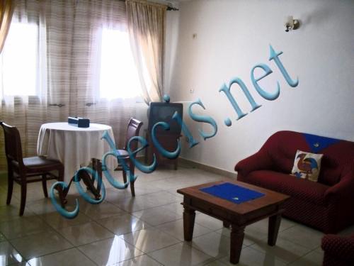 image du bien  : Appartement meublé 01 chambre à  louer à  Ngousso, Yaoundé.