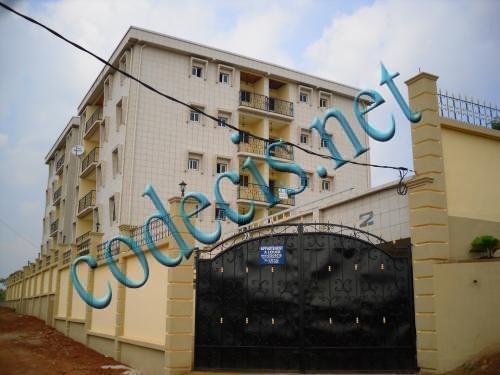 Immeuble de 20 appartements   vendre à  Odza, Yaoundé