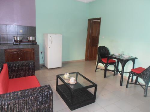 image du bien  : Studio meublé à  louer à Mvan, Yaoundé