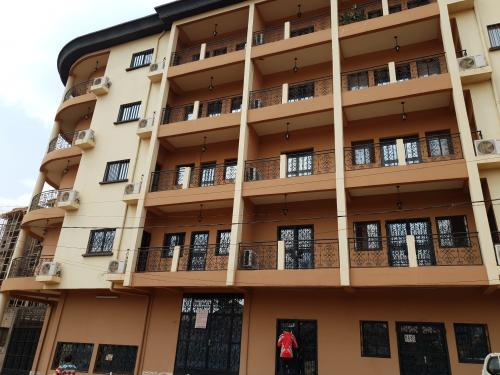 image du bien  : Appartements climatisés de 02 chambres à louer à Ngousso, Yaoundé