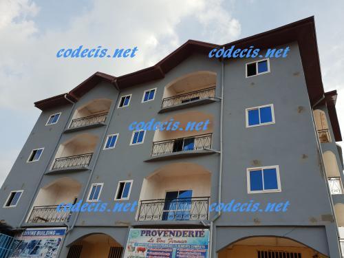 image du bien  : Bureaux 04 pièces à louer à Nkolbikogo sur la route de Mfou, Yaoundé